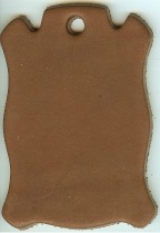 Chocolate DD Skirting Sample
